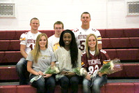 10-08-14 GHS Homecoming Candidates