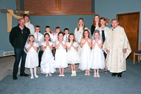 04-29-15 OLGC First Communion