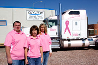 09-19-12 Skyview Breast Cancer Truck