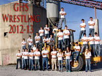 2012-13 GHS Winter Poster Photos