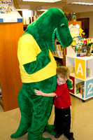 11-21-12 Runza Rex at Library