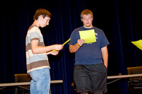 09-26-12 GHS One-Act Auditions