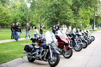 07-09-14 Motorcycle Blessing