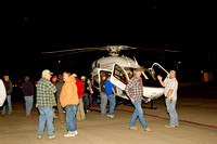 11-12-14 Helicopter Landing at GVFD